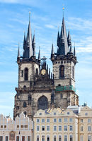 Tyn Cathedral Prague