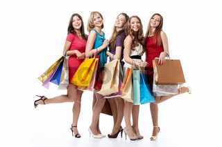 Happiness shopping
