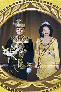 König Malaysia
