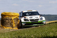Sepp Wiegand ADAC Rally Deutschland 2013