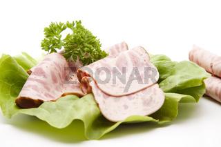Leberkaese Wurst