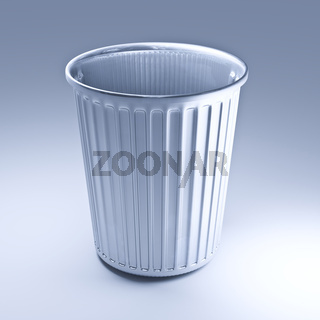 trash can 3d