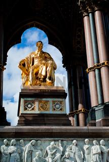 Albert Memorial, Kensington, London