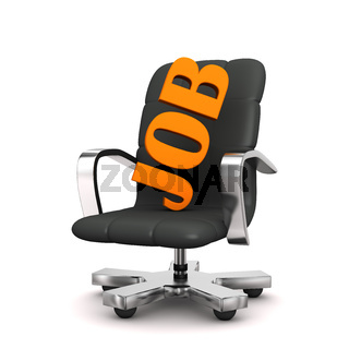Swivel Armchair Job