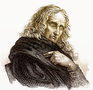 John Milton, English poet and political philosopher