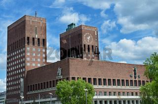 Oslo Radhuset