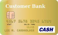 Creditcard gold