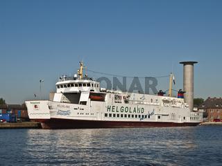Borkumfaehre 'Helgoland'
