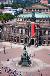 Semper Opera House, Dresden