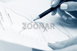 Stock market reports analysis