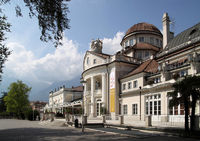 kurhaus of meran