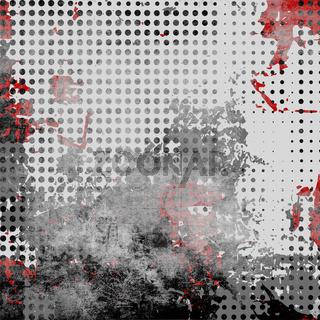 abstrakt urban raster