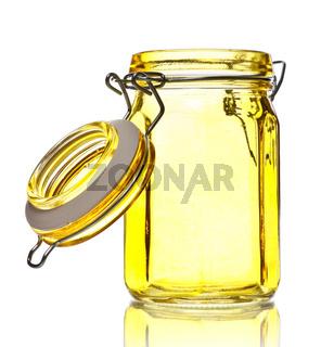 Glass Jar for Spice