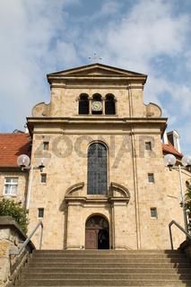 Eingang eines Klosters