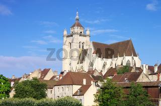 Dole Kirche - Dole church 04