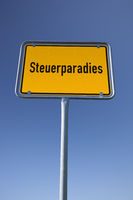 Symbolpicture Steuerparadies