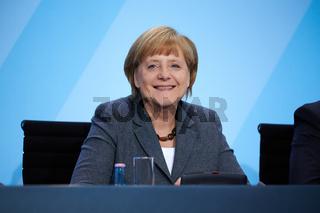 Energy summit in Berlin - Pressconference