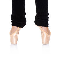 Ballet feet position - en pointe