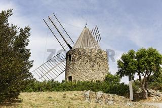 Moulin St Roch, Grimaud, Cote d'Azur