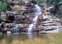 Hoopoe falls