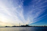 Toronto big sky
