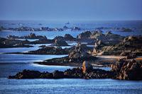Pointe de l'Arcouest, Ploubazlanec, Brittany