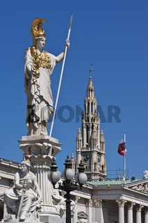 Parlamentsgebäude, Wien | Parliament Building, Vienna
