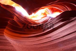 Antelope Canyon of Arizona