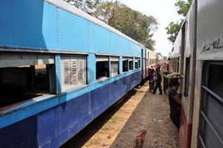 burmesische eisenbahn