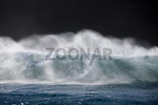 Brandung Wellen, Suedafrika
