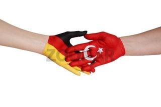 partnership between germany and turkey