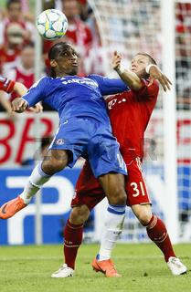 FC Bayern Munich vs. Chelsea FC UEFA Champions League Final