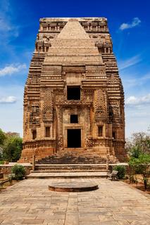 Teli Ka Mandir Hindu temple in Gwalior fort. Gwalior