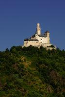 Marksburg, Braubach, Rhine-Palatinate, Germany