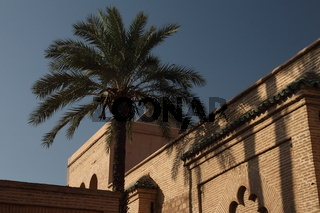 Koutoubia Mosque. Marrakesh