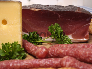 Tiroler Jause / Brotzeit