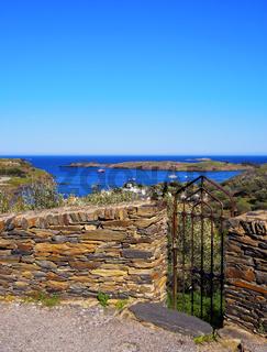 Portlligat in Catalonia, Spain