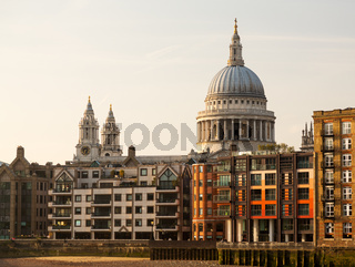 St Pauls Cathedral Church London England
