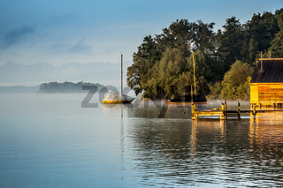 Starnberg lake