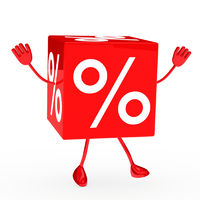 red sale cube wave