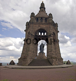 Kaiser Wilhelm Denkmal, Porta Westfalica