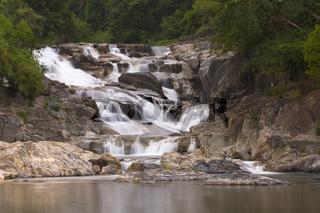 Ba Ho Wasserfall , Nha Trang, Vietnam, Asien, Südostasien