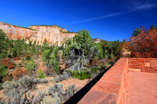 Zion National Park Overlook