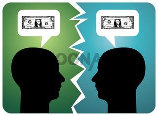 Breakdown in communication