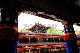 Dharmachakra Kloster Kumbum Xining