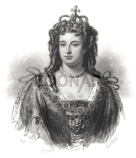 Anne Stuart, Queen of England, Scotland and Ireland, 17th – 18th