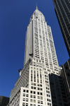 Chrysler Building, Manhattan in New York City (USA)