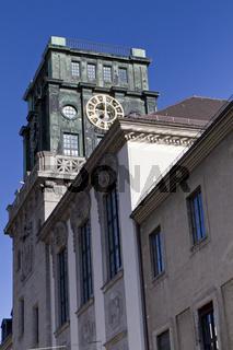 Turm an der Technischen Universität München