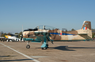 T-28 Fennec 'Little Rascal' trainer plane