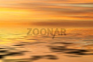 Abstrakter Hintergrund in Orange